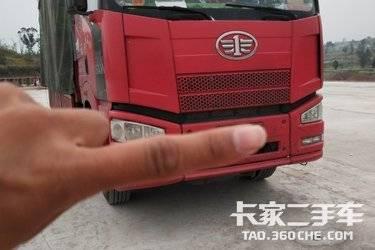 二手载货车 一汽吉林 310马力图片