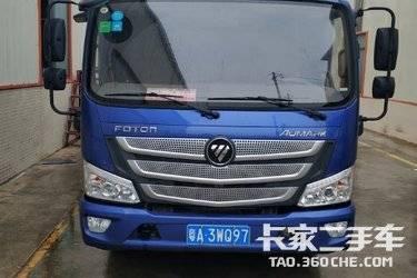 二手载货车 福田欧马可 143马力图片