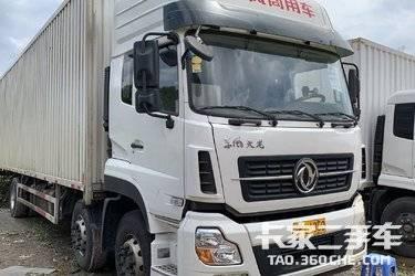 二手卡车载货车 东风商用车 245马力