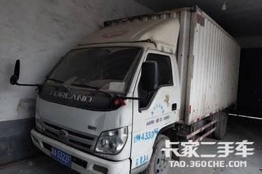 二手载货车 时代汽车(原福田时代) 103马力图片
