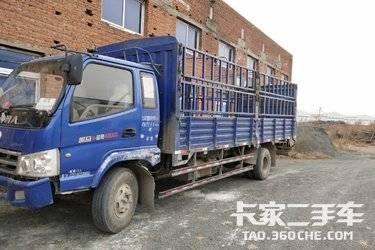 二手载货车 凯马 150马力图片