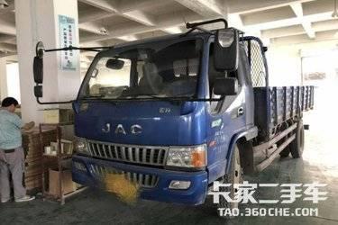 二手载货车 江淮骏铃 132马力图片