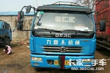 载货车  东风多利卡 126马力