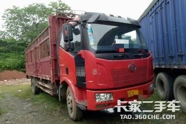 二手载货车 一汽解放轻卡 16马力图片