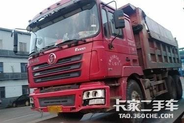 载货车  陕汽重卡 290马力