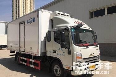二手载货车 江淮骏铃 154马力图片