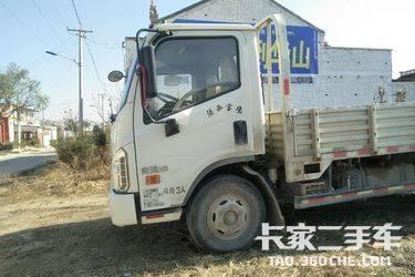 二手载货车 时代汽车(原福田时代) 129马力图片