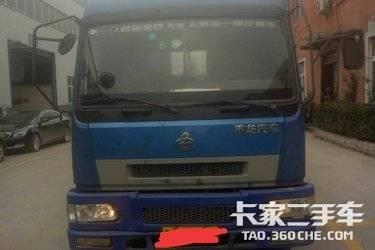 二手载货车 东风股份 170马力图片