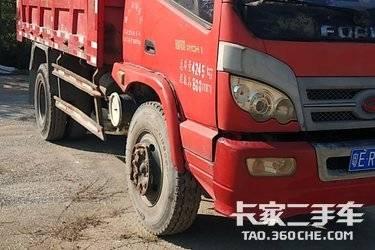 二手自卸车 福田瑞沃 120马力图片