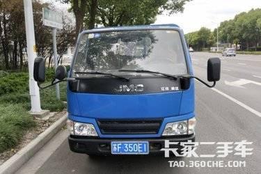 二手轻卡 江铃汽车 120马力图片
