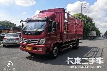 二手载货车 福田奥铃 180马力图片
