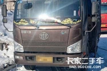 二手载货车 一汽解放轻卡 150马力图片