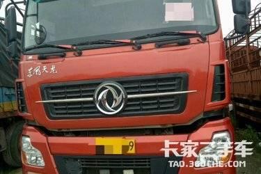 二手载货车 东风商用车 385马力图片