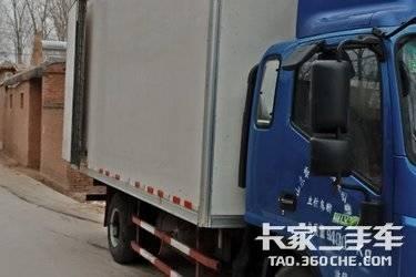 二手专用车 江淮帅铃 156马力图片