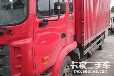 二手载货车 江淮格尔发 150马力图片