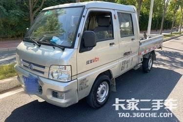二手轻卡 时代汽车(原福田时代) 100马力图片