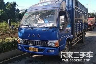 二手载货车 江淮骏铃 320马力图片