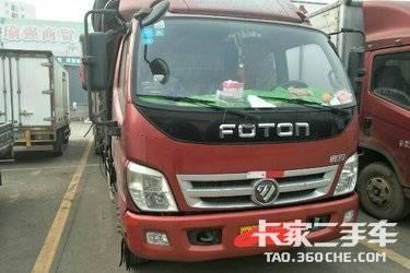 二手载货车 福田奥铃 154马力图片