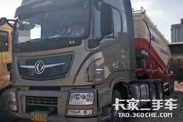 二手牵引车 东风商用车 560马力图片