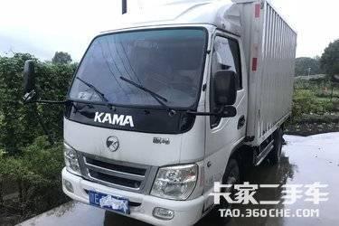 二手载货车 凯马 600马力图片