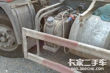 二手自卸车 东风股份 160马力图片