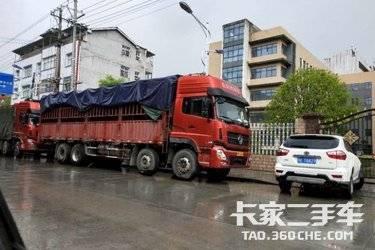 二手载货车 东风新疆(原专底/创普) 315马力图片