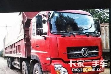 二手自卸车 东风商用车 375马力图片