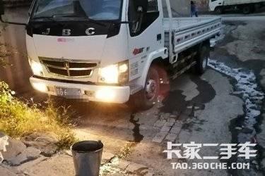 二手载货车 北京牌 75马力图片