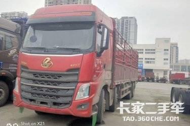载货车  东风柳汽 385马力