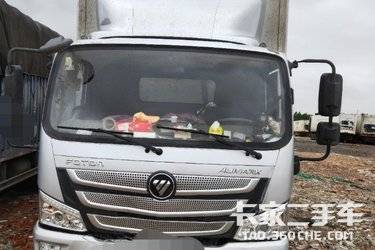 二手载货车 福田欧马可 141马力图片