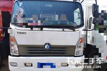 二手载货车 重汽王牌 156马力图片