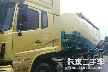 二手专用车 中集凌宇(凌宇牌) 450马力图片