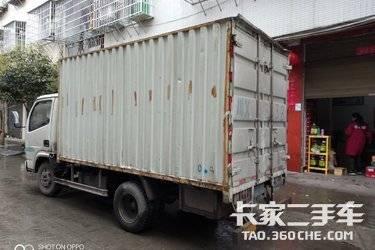 载货车  东风多利卡 485马力