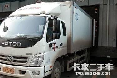 二手载货车 福田奥铃 156马力图片