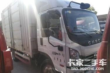 二手载货车 四川现代 120马力图片
