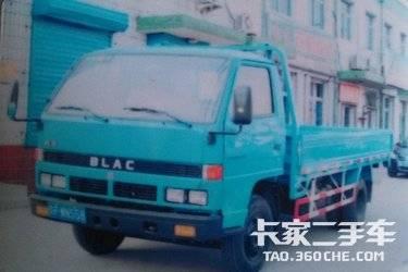 二手载货车 北京牌 102马力图片