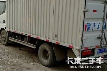 二手载货车 唐骏汽车 117马力图片