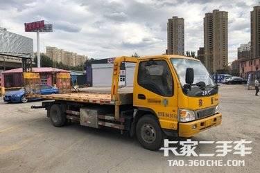 二手专用车 湖北楚胜(楚胜牌) 125马力图片