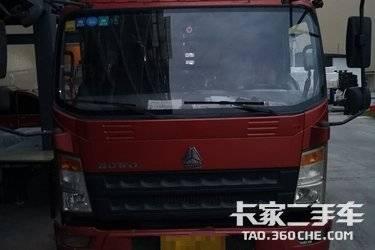 二手载货车 重汽豪沃(HOWO) 150马力图片
