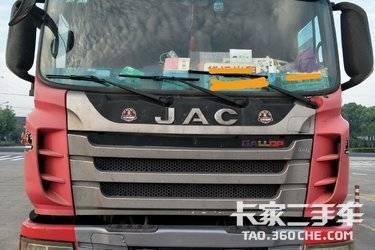 二手载货车 江淮格尔发 270马力图片