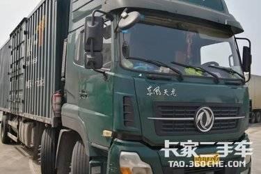 二手载货车 东风商用车 11马力图片