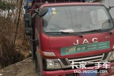 二手卡车载货车  江淮骏铃 142马力