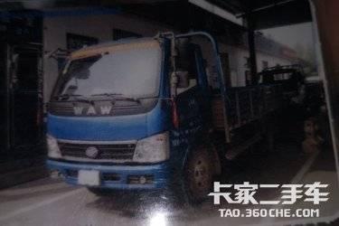二手载货车 长征汽车 145马力图片