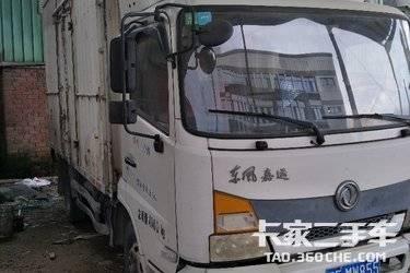 二手载货车 东风商用车 120马力图片