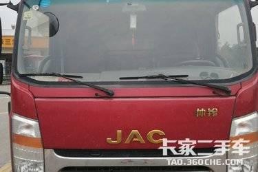 二手载货车 江淮帅铃 143马力图片