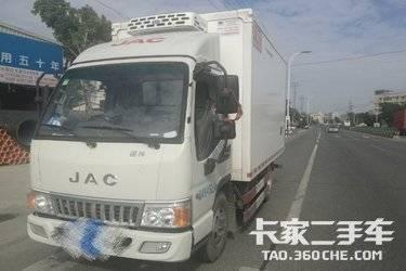 二手载货车 江淮骏铃 110马力图片