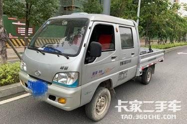 二手轻卡 唐骏汽车 100马力图片