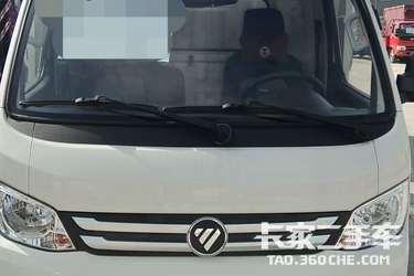 二手载货车 时代汽车(原福田时代) 110马力图片