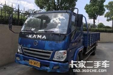 二手载货车 凯马 114马力图片