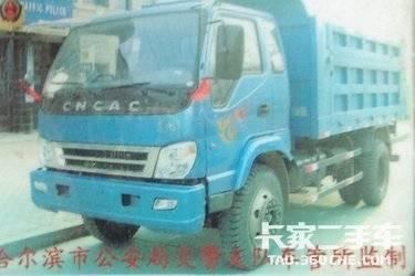 二手自卸车 东风新疆(原专底/创普) 108马力图片